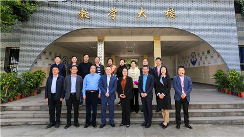 万州区人大常委会调研组到重庆信息技术职业学院调研职业教育发展情况